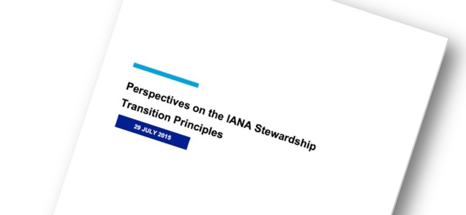 Perspectives on the IANA Stewardship Transition Principles Thumbnail