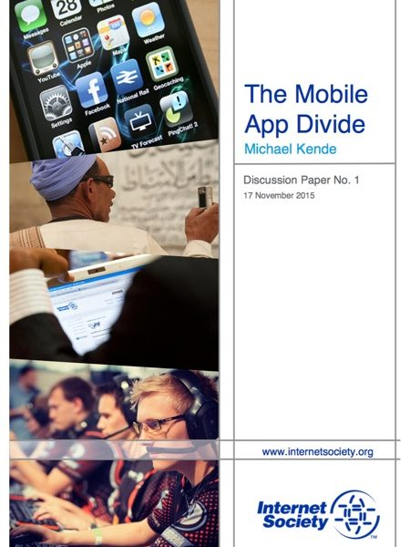 Discussion Paper: The Mobile App Divide