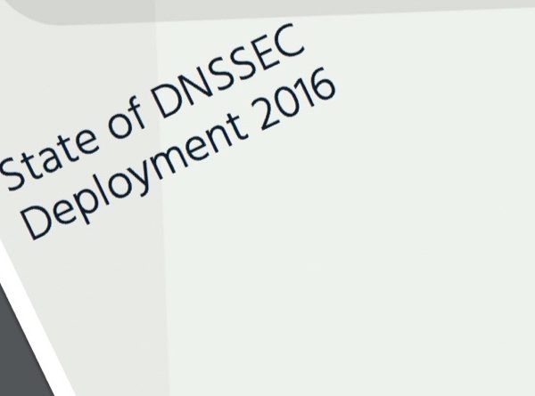 State of DNSSEC Deployment 2016 report shows over 89% of top-level domains signed