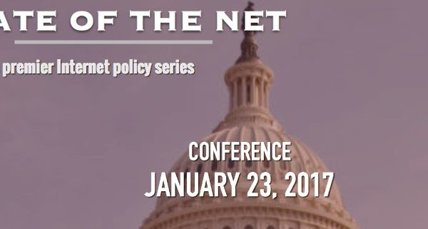 Watch Live Today - State of The Net 2017 conference in Washington, DC - security, privacy, IoT and more