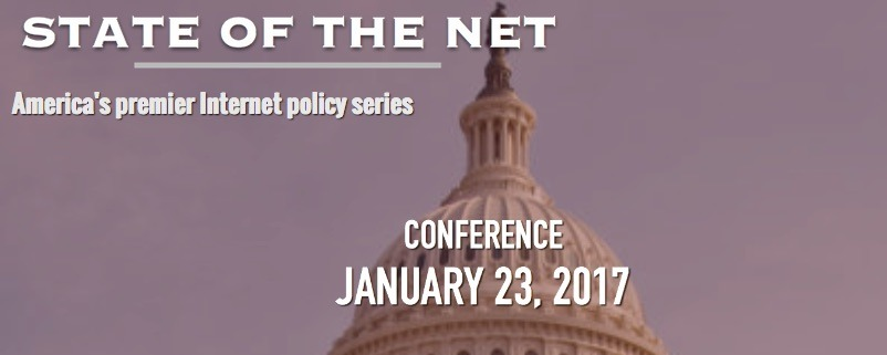 Watch Live Today – State of The Net 2017 conference in Washington, DC – security, privacy, IoT and more Thumbnail