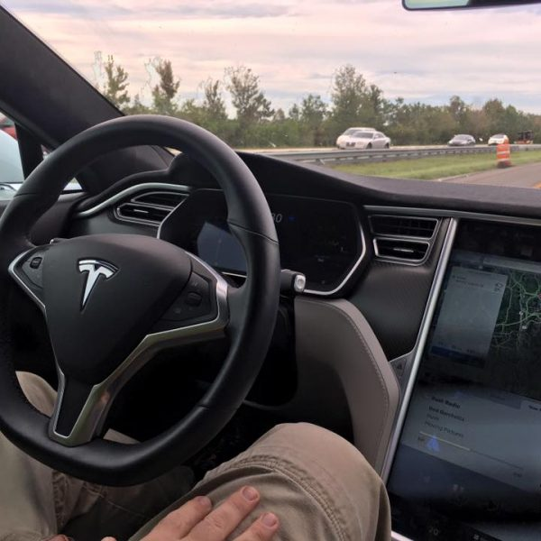 Tesla's Software Update To Enable Self-Driving Cars Both Delights And Concerns Me