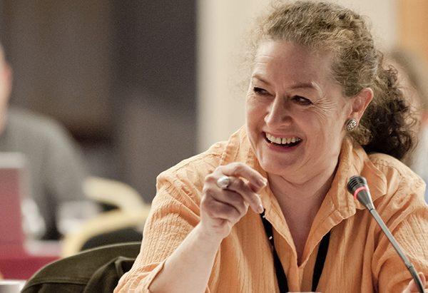 Walda Roseman Sets A New Course