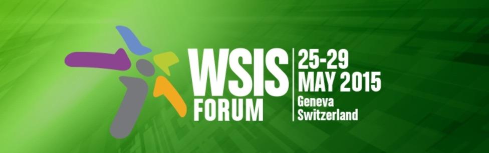 Internet Society Activity At WSIS Forum 2015 in Geneva 25-29 May 2015 Thumbnail