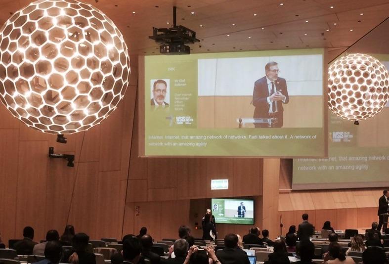 Internet Society Statement At WSIS Forum 2015 Thumbnail