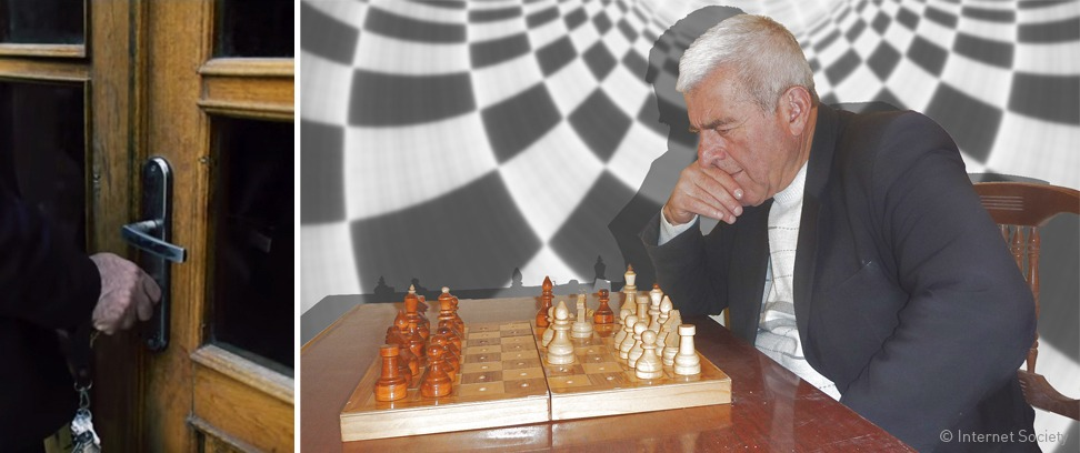 What do Chess Game, Blindness and the Internet have in common? Thumbnail