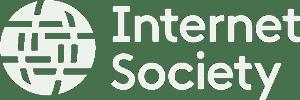 ISOC logo white
