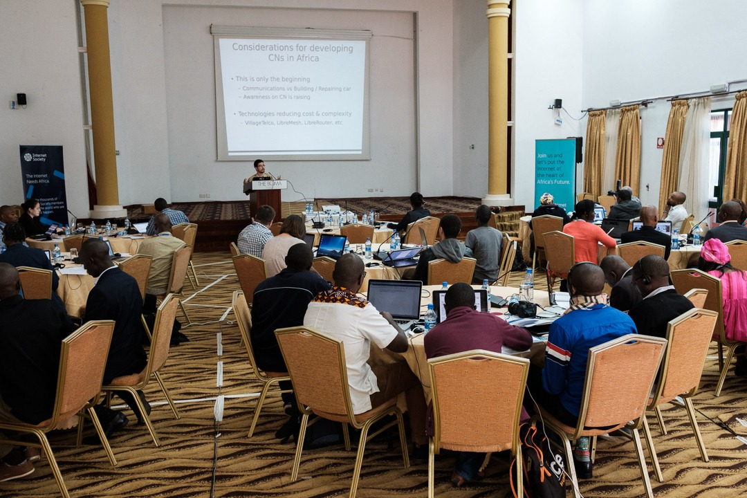 Second Summit on Community Networks in Africa