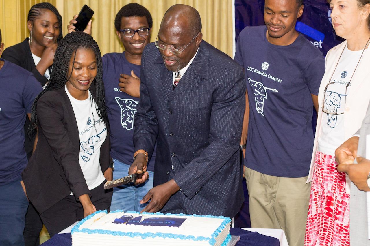 Lancement du Chapitre de la Namibie au «Pays des Courageux» Thumbnail