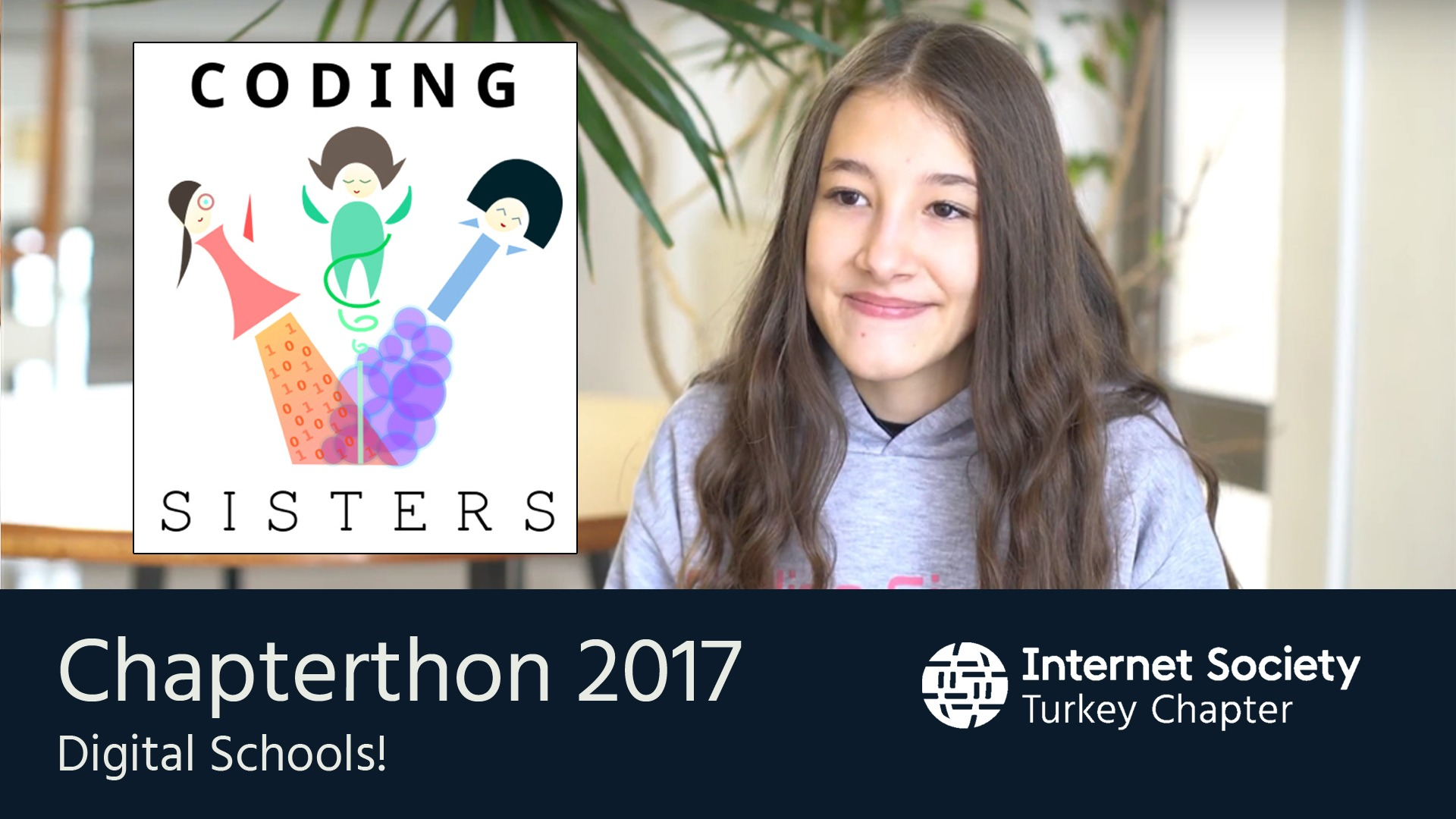Chapterthon 2017 Winner: Closing the Digital Gap