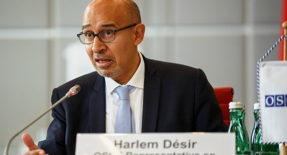 Future Thinking: Harlem Désir on Freedom of Expression Online Thumbnail