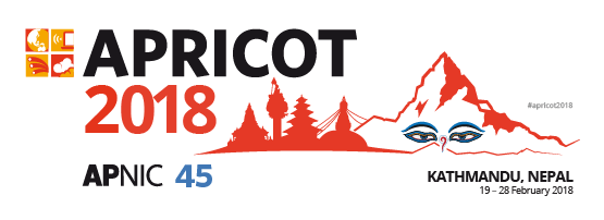 Meet the APRICOT 2018 Fellows Thumbnail