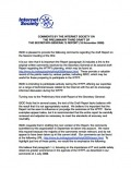 Internet Society comments on the preliminary third draft of the Secretary-General's Report thumbnail