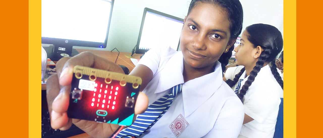 Teaching Sri Lankan Girls How to Code Thumbnail