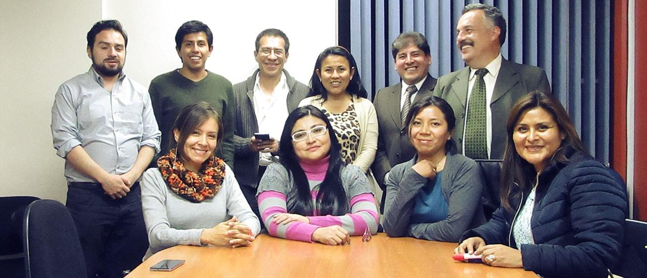 Red Academica Boliviana Thumbnail