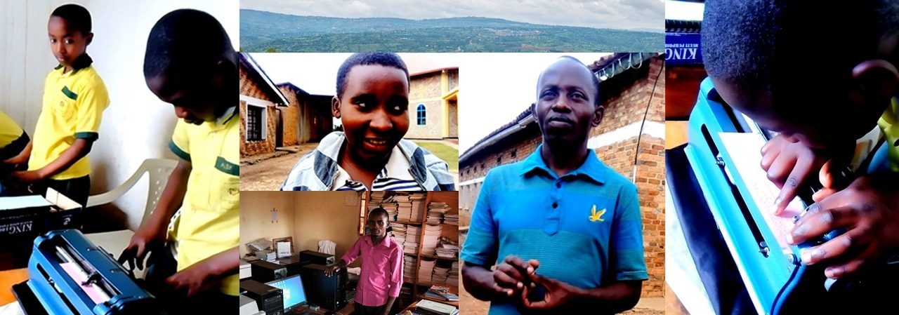Visually Impaired Students in Rwanda Get a New Chance Thumbnail