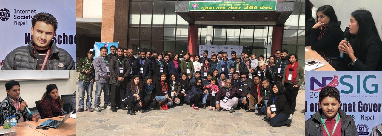 The First Nepal School on Internet Governance Thumbnail