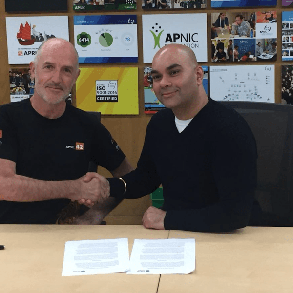 Working Together with APNIC on Routing Security and MANRS in Asia Pacific
