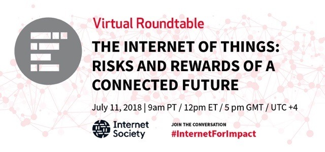 Iot virtual roundtable
