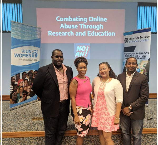 Building Awareness of Digital Violence Against Barbadian Women