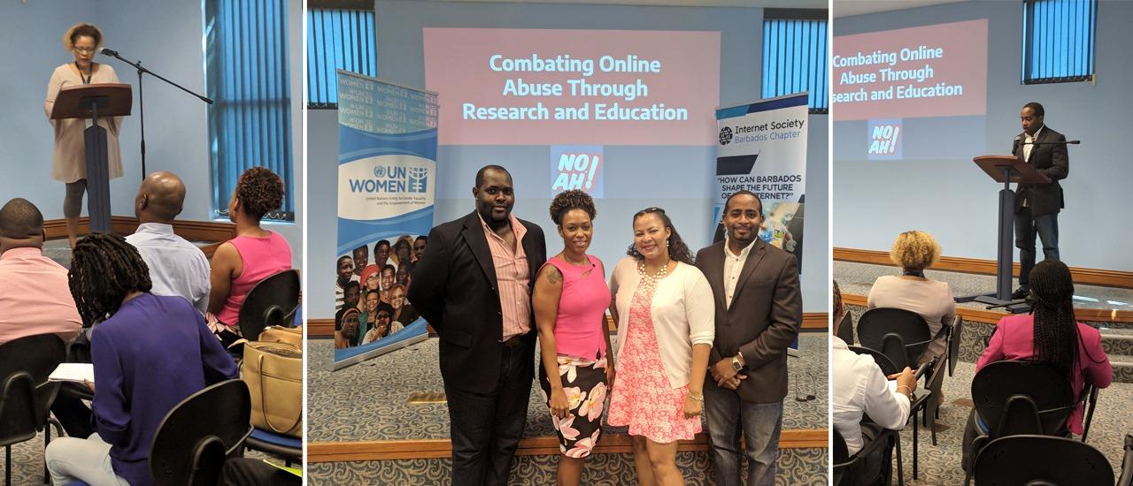 Building Awareness of Digital Violence Against Barbadian Women Thumbnail