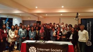 Welcome to the ISOC Madagascar Chapter! 35th Chapter of the Internet Society in Africa