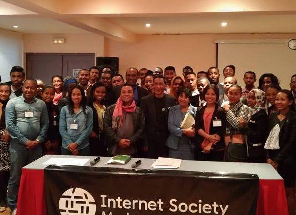 Bienvenue au Chapitre ISOC Madagascar! 35e Chapitre de l'Internet Society en Afrique.