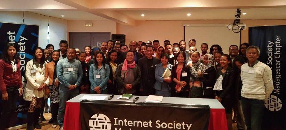 Bienvenue au Chapitre ISOC Madagascar! 35e Chapitre de l'Internet Society en Afrique. Thumbnail