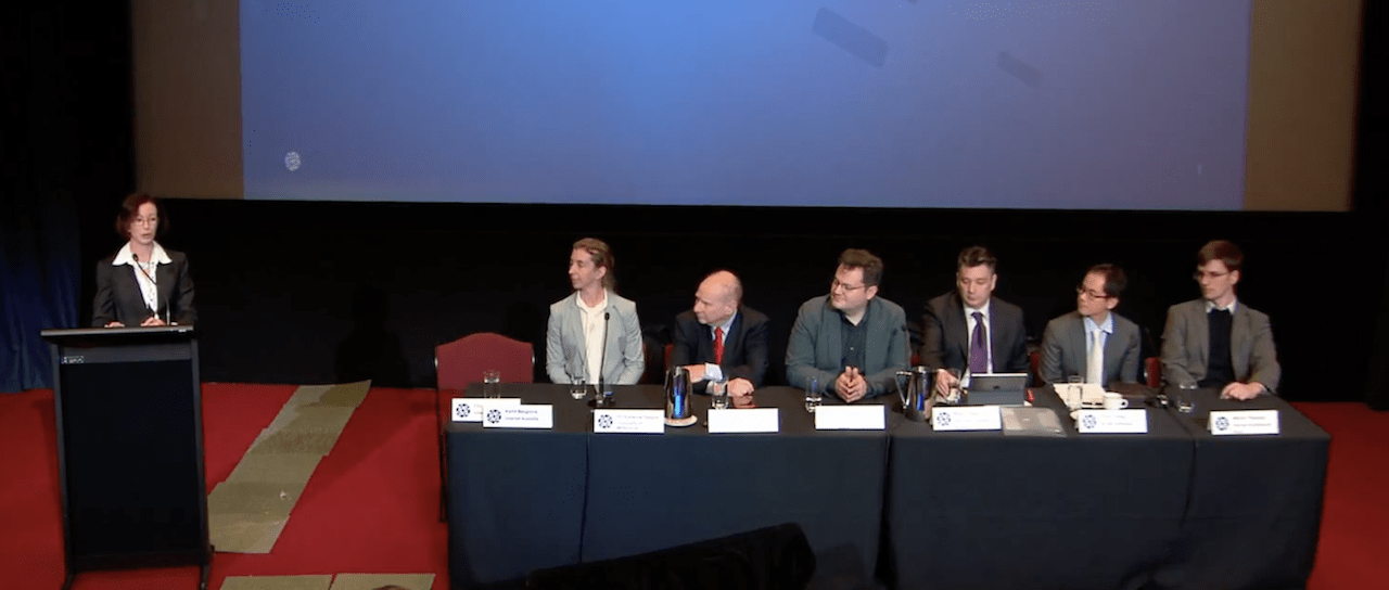 Watch the Experts Session on Encryption from Canberra Thumbnail