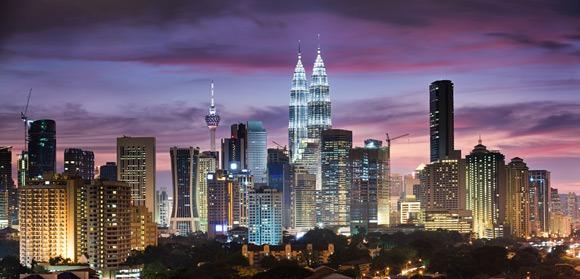 INET '97 Kuala Lumpur Thumbnail