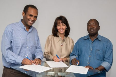 Internet Society Signs a Memorandum of Understanding with the New Partnership for Africa's Development (NEPAD) Planning and Coordination Agency (NPCA)