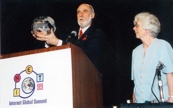 ISOC Establishes Jonathan B. Postel Service Award Thumbnail
