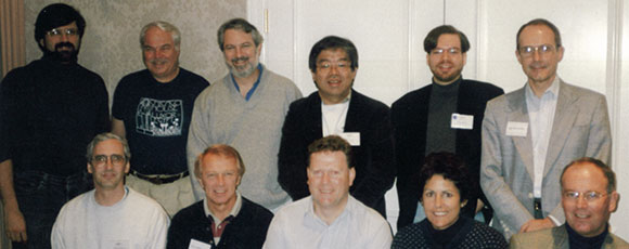 Formation of International Ad Hoc Committee (IAHC) Thumbnail