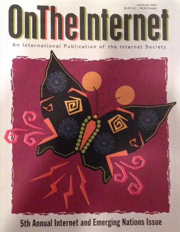 Internet Society Begins Publication of OnTheInternet Thumbnail