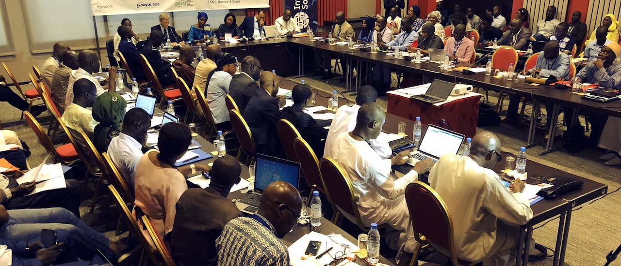 Senegal First African Country to Implement Recommendations of 'Personal Data Protection Guidelines for Africa' Thumbnail