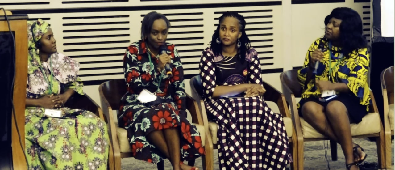 The 2018 Africa Summit on Women and Girls in Technology: My Story Thumbnail
