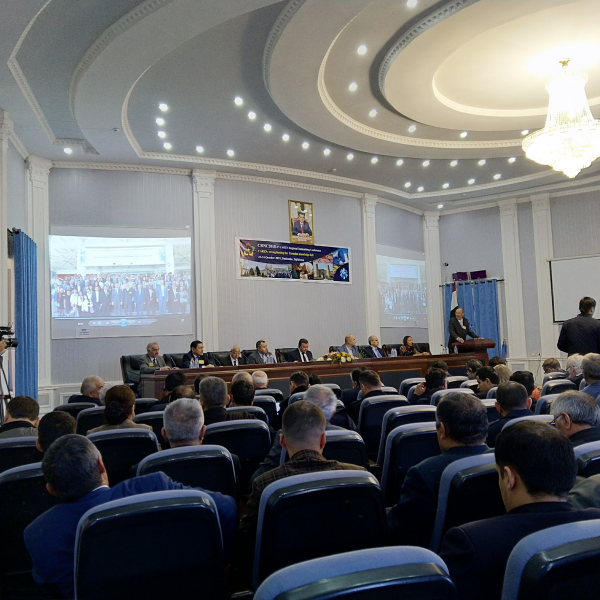 Stakeholder Workshop Held to Discuss Tajikistan IXP
