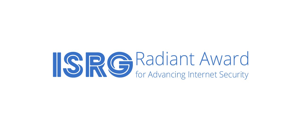 Jason Donenfeld Honored with the ISRG's Radiant Award Thumbnail