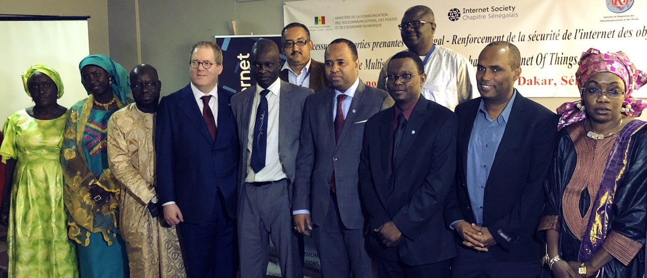 Senegal Kicks Off Enhancing IoT Security Project Thumbnail
