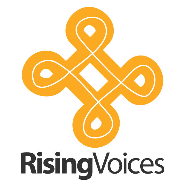 Rising Voices logo