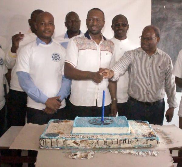 Célébration du 1er anniversaire du chapitre Guinéen de l'Internet Society