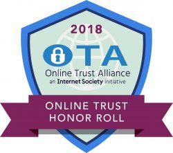 OTA Honor Roll 2018