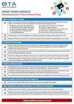 smart-home-checklist thumbnail