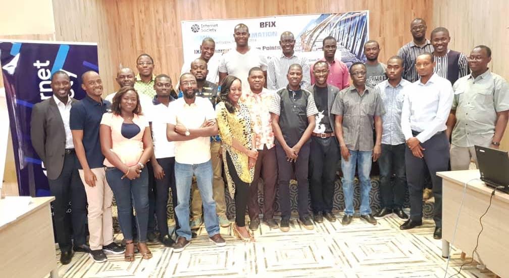 Growing an Internet Exchange Point in Burkina Faso Thumbnail