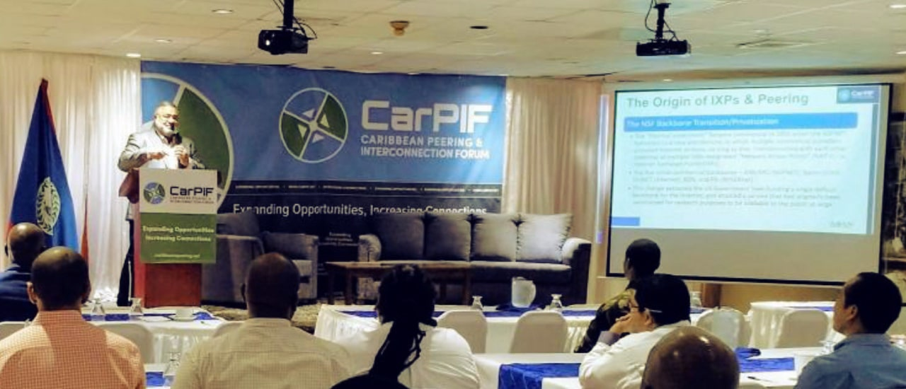Caribbean Community Gathers Together to Discuss Improving Connectivity in the Region Thumbnail