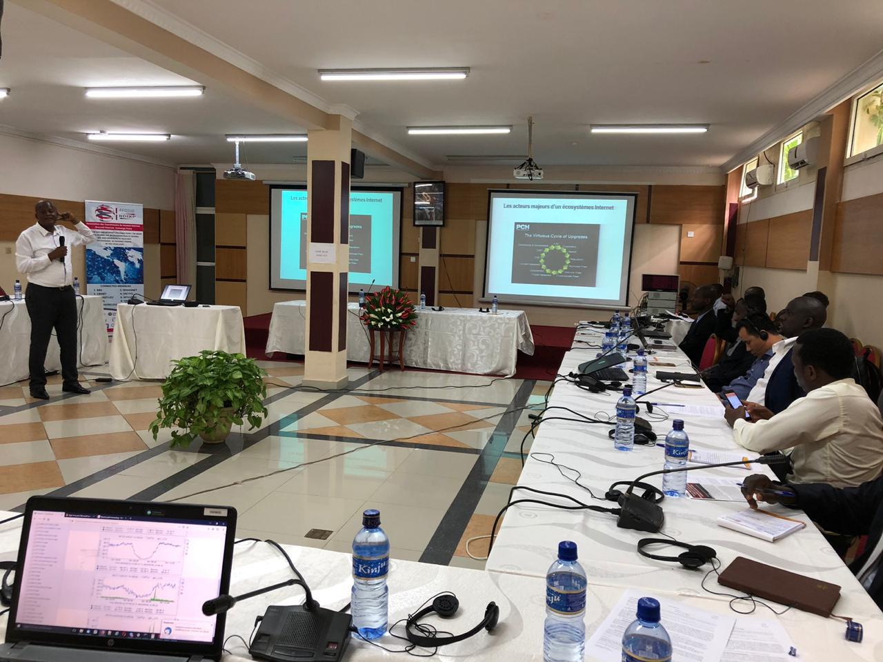 Burundi IXP Workshop