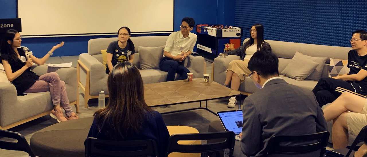 Hong Kong Chapter: Why Aren't There More Women in Tech? Thumbnail