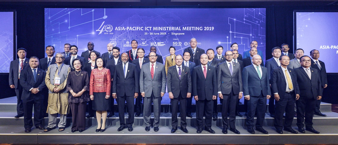 Asia-Pacific ICT Ministers Focus on Co-Creating the Future of the Internet Thumbnail