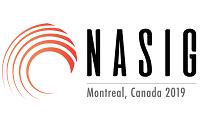 NASIG 2019 logo