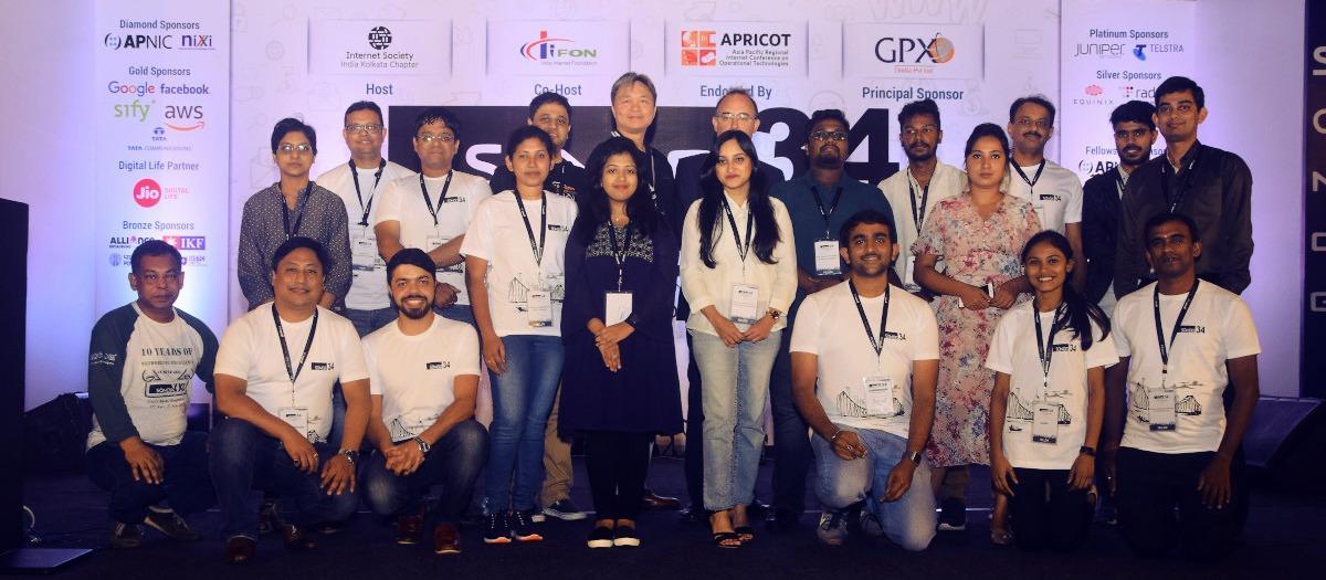 El papel de los NOG (Grupos de Operadores de Red, por sus siglas en inglés) del sur de Asia en el desarrollo de la comunidad Thumbnail